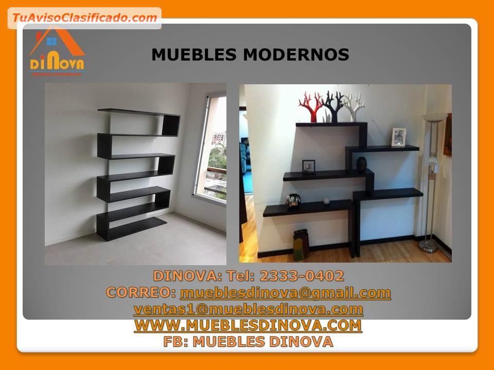 Muebles modernos modulares de tv mesitas de noche for Muebles modulares modernos