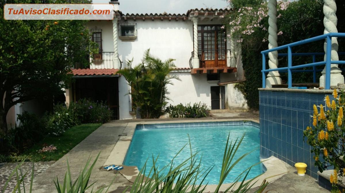 Vendo linda casa en antigua guatemala inmuebles y - Vendo jacuzzi exterior ...