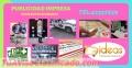 Variedad de Publicidad Impresa tel:42337859