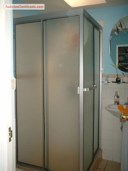 Ba o de mobiliario y equipamiento en Puertas corredizas banos