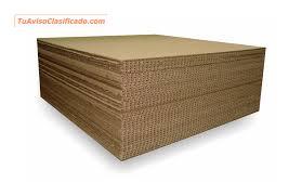 Insumos y materiales de empresas e industrias en for Muebles de carton precios