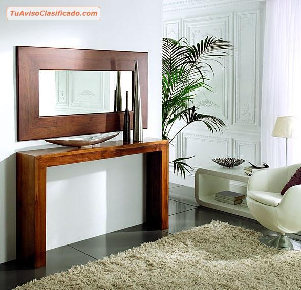 Bufetera francia con espejo mobiliario y equipamiento for Classic muebles uruguay