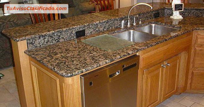 Granito para ba os y cocinas hogar y muebles cocina for Cocinas de granito precio