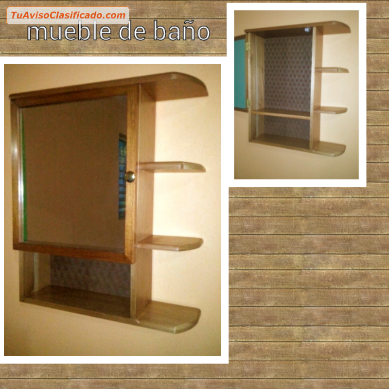 Muebles de ba o flotantes for Herrajes para muebles de bano