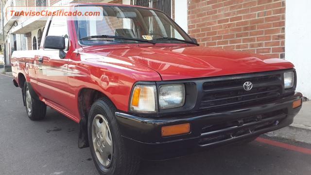 TOYOTA PICK UP 22R 4X2 MODELO 1993 - Autos, Camionetas y ...