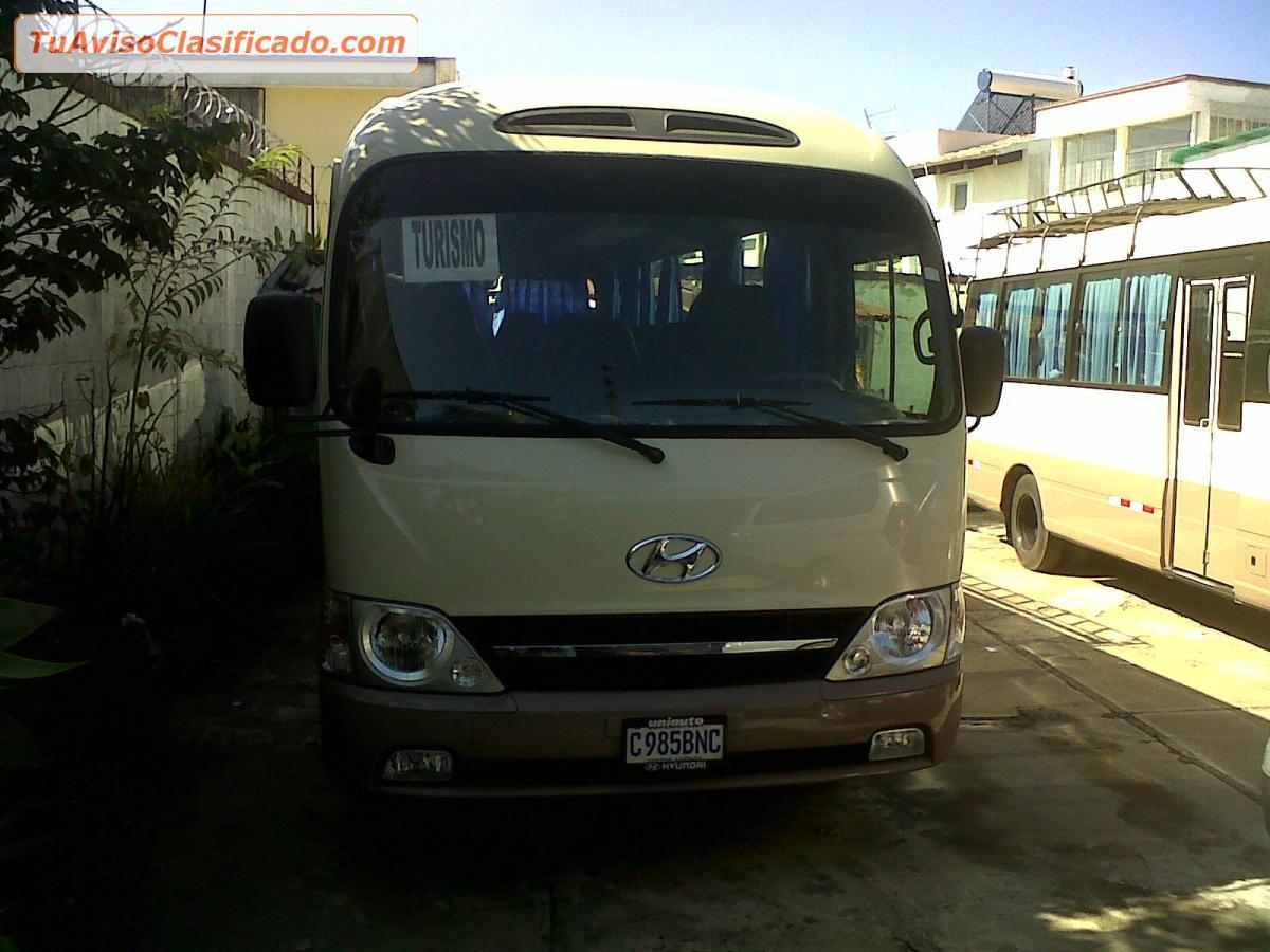 Toyota Of Pullman >> Servicios deMicrobuses,Toyota Coaster,Hyundai County,Buses Pullman...