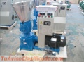 Extrusora para alimento de perros 1800-2000kg/h 132kW - MKED200B