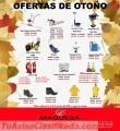 Las mejores ofertas de otoño