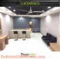 Estación de recepción para salones de belleza y comercios!!! -- #decorarte_gt