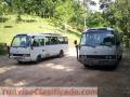 Diseña tu Viaje con nosotros Servicios de Transporte