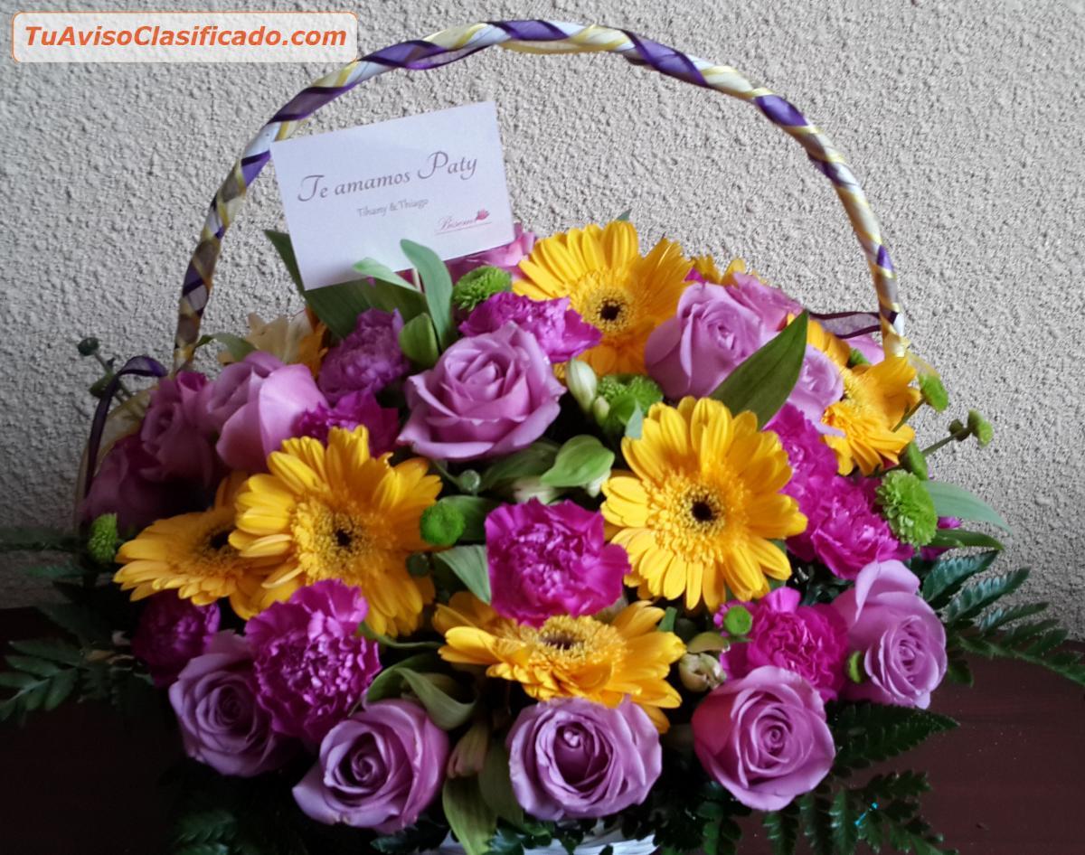 Arreglos Florales A Domicilio Adornos Arreglos Y Regalos F - Adornos-florales