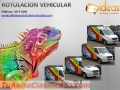 Rotulaciòn Vehicular con Vinil Adhesivo 3M