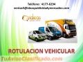 Rotulaciòn vehicular completa