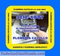 PLOMERIA CASTILLO A SU ALCANCE
