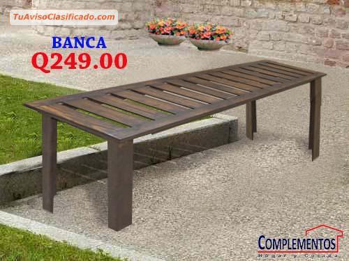 Muebles de Jardín de Jardín y Viveros en TuAvisoClasificado.com