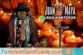 Brujo de brujos Juan Maya experto en amarres y hechizos efectivos con San Simón