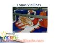 LONAS VINILICAS DESDE Q.40 EL METRO CUADRADO