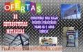 ESTRUCTURAS METALICAS TOLDOS, CENEFAS, CARRILERAS Y MAS
