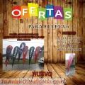 SUPER OFERTA DE BANDEROLAS PAGUE 5 LLEVE 6 APROVECHA POR TIEMPO LIMITADO
