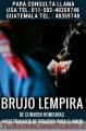 BRUJO LEMPIRA DE CURAREN HONDURAS 50240359748