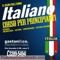Clases de Italiano para principiantes
