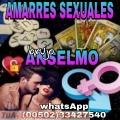 Amarres Sexuales del Maestro Anselmo (00502) 33427540