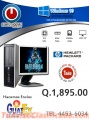 COMPUATDORAS CORE 2 DUO HP DESKTOP CONLICENCIA DE WINDOWS ORIGINAL