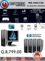 COMPUTADORAS GUATECOM/ COMBO DE COMPUTADORAS HP 600 PRO DESKTOP/ TORRE
