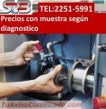 REPARACION DE TURBOCARGADORES EN GUATEMALA