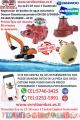 Reparación de bomba de agua automotriz DOOSAN DAEWOO DX300LCA (CECAA,DI,DOM) ~ DX380LCA Gu