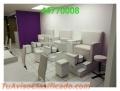 Muebles para salón de belleza