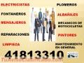 SERVICIO DE PLOMERIA Y FONTANERÍA