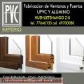 VENTANAS Y PUERTAS DE PVC EN HUEHUETENANGO