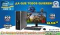 REGRESAN NUESTRAS OFERTAS COMPUTADORAS HP CON PROCESADOR COREi5 CON 08GB RAM, 500HD