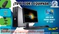 COMPUTADORAS TODO INCLUIDO MUEBLE+IMPRESORA+REGULADOR+SILLA A Q 2,390.00