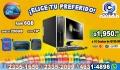 ESCOGE TU REGALO EN LA COMPRA DE TU COMPUTADORA HP, A TAN SOLO Q 1,950.00