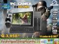 LINEA GAMERS DE COMPUTADORAS COREi5, 16GB MEMORIA RAM, 1TERABYTE, 02GB VIDEO, A TAN SOLO Q
