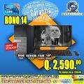COMPUTADORAS DELL COREi7, 08GB RAM, 500 DISCO DURO, TARJETA DE VÍDEO 01GB, 04 GRÁFICO, LCD