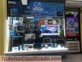 COMPUTADORAS DELL COREi3+CÁMARA DE SEGURIDAD, 08GB RAM,500HD, LCD 22P, CON ENVIÓ GRATIS