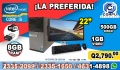 COMPUTADORAS DELL+MUEBLE+IMPRESORA CANON+REGULADOR, A TAN SOLO Q 1,950.00,