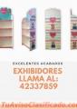 EXHIBIDORES DE POLIESTIRENO LLAMA AL 42337859