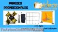 PAREDES PROMOCIONALES LLAMA AL: 42337859