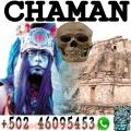 BRUJO CURANDERO CHAMAN NATIVO DE LAS ENTRAÑAS DE SAMAYAC +502 46095453