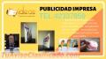 Publicidad Impresa.. Tel :42337859
