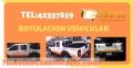 Expertos en rotulacion vehicular tel:42337859