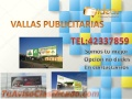 Vallas Publicitarias full color