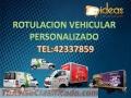 Rotulacion Vehicular Personaliza