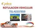 Rotulacion Vesicular Personalizado