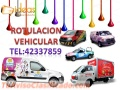 Rotulacion Vehicular Full color
