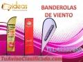 Banderolas de Viento full color
